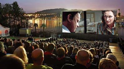 Open Air Kino Luzern: Sterne am Himmel, Stars auf der Leinwand