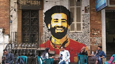 Volksheld Salah lässt Ägypten träumen