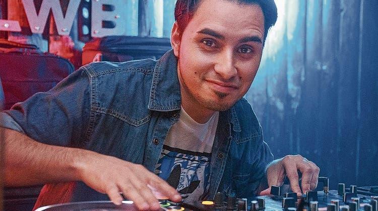 Rorschacher DJ produziert WM-Song mit Reggaestar