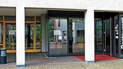 Stadthof Rorschach: Saalmieter sollen selber wirten