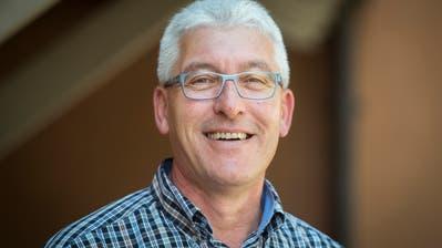 Hans Pfäffli, Stadtpräsident von Rheineck. (Bild: Benjamin Manser)