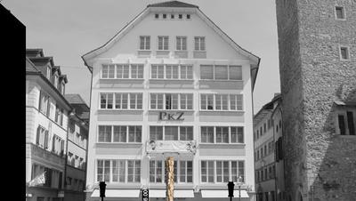 STADT LUZERN: Maskenliebhaber planen sechs Meter hohen Brunnen in der Luzerner Altstadt