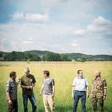Frauenfeld: Natur erobert Allmend