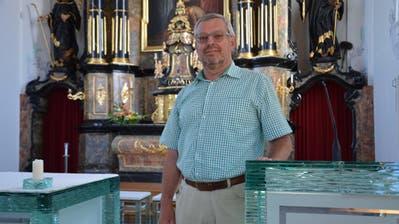 Nach 14 Jahren ist Schluss: Diakon Hans Imboden kehrt zurück in die Innerschweiz