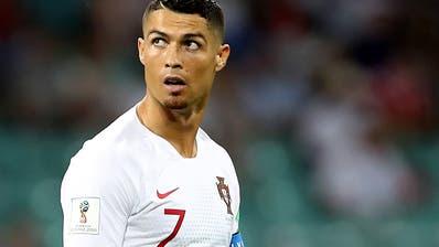 Cristiano Ronaldo schliesst sich Juventus Turin an
