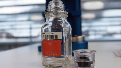 Für sauberen Sport: Berlinger findet Lösung für  Dopingflaschen