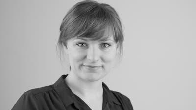 Katharina Brenner, Redaktorin Ressort Ostschweiz