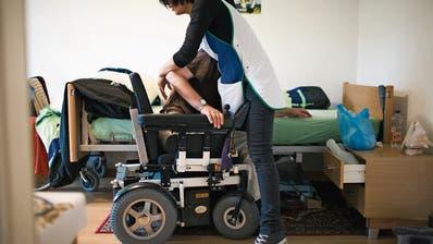 Auf dem Weg zur Einheits-Spitex: St.Gallen geht neue Wege in der Pflege