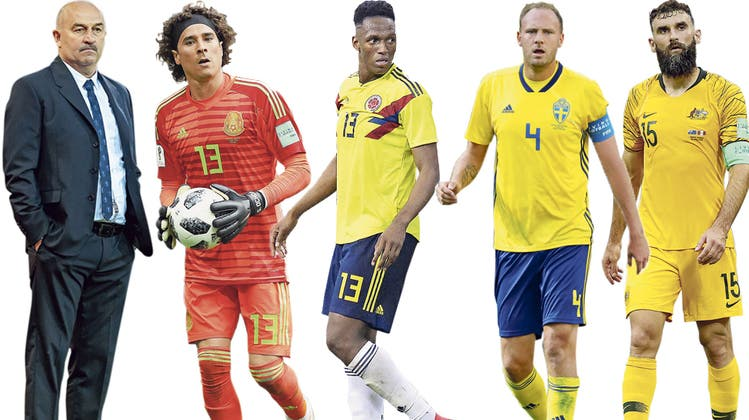 Nicht Neymar, nicht Mbappé, nicht Rakitic: Das sind unsere WM-Helden