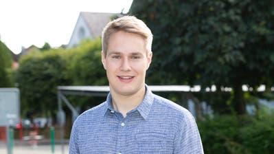 Sven Burch. (Bild: roz)