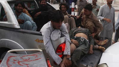 85 Tote nach schwerstem Anschlag in Pakistan in diesem Jahr