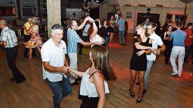 Rock'n'Roll und Samba im Münchwiler «Dance Inn»