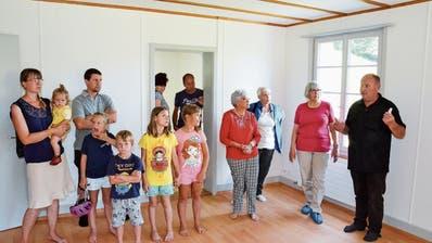 Frisch renoviert: Das Evangelische Pfarrhaus in Dussnang steht für die neue Seelsorgerin bereit
