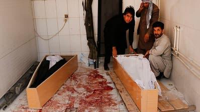 Höchststand bei Zahl getöteter Zivilisten in Afghanistan