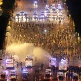 «So feiert man nicht»: Chaoten wüten bei Feiern zu Frankreichs WM-Triumph