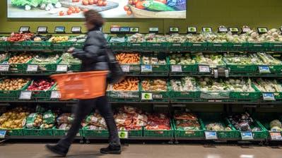 Grosse oder kleine Ladenflächen in Quartieren? Diese Frage will der Teilrichtplan Detailhandel von Luzern Plus regeln. (Bild: Pius Amrein, 21. März 2018)