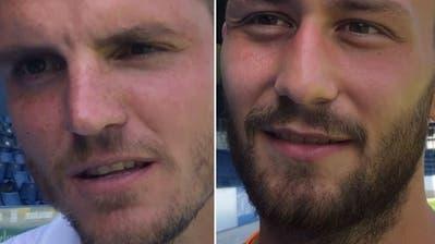 Das sagen Mirko Salvi und Pascal Schürpf vor dem FCL-Saisonstart