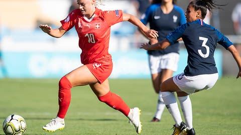 Schweizerinnen mit Remis zum Start der U19-EM