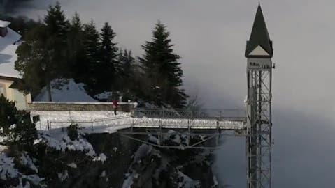 Hammetschwand-Lift-Video begeistert die Massen