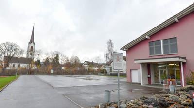 Der Pausenhof der Primarschule Matzingen. (Bild: Donato Caspari)