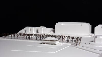 Das neue Restaurant in einer Visualisierung. (Bild: PD)