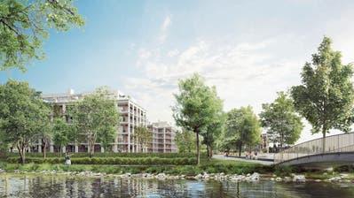 Arbon: Auf dem ehemaligen Jumboareal sollen 63 Eigentumswohnungen entstehen