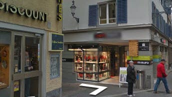 In der Luzerner Altstadt entsteht eine neue, grosse Ladenfläche
