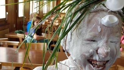 Das letztjährige Siegerfoto: «Schaumtraum» des Sommerlagers Lungern. (Lagerbild: Sommerlager Lungern)
