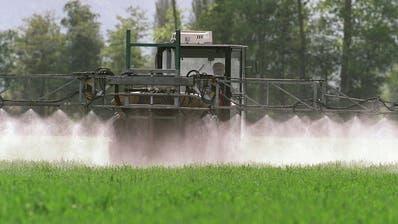 Verkauf von Pflanzenschutzmittel geht nicht zurück