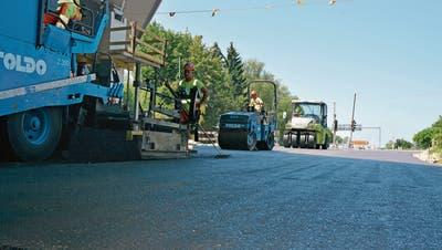 Rheineck: Autobahn-A1-Sanierung wird günstiger als gedacht