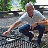 Max Soller: Der Bauernbub aus Mattwil heizt am Grill ein