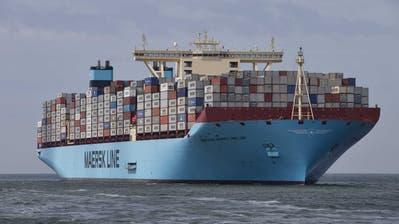 Die P&R-Gruppe bot Investoren an, in Schiffscontainer zu investieren. (Bild: Jerry Lampen)
