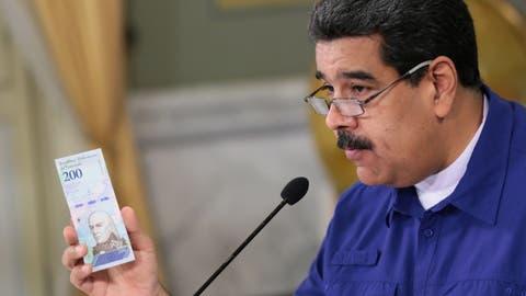Hyperinflation: Venezuela streicht fünf Nullen aus der Währung