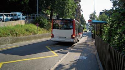 Schrecksekunde für VBSG-Passagiere: Bus rollt davon, der Chauffeur sitzt nicht am Steuer