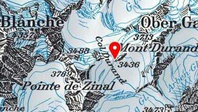 Pilot und drei Passagiere sterben bei Flugzeugabsturz im Wallis