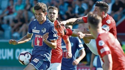 Niederlage gegen Thun: FC Luzern weiter ohne Punkte