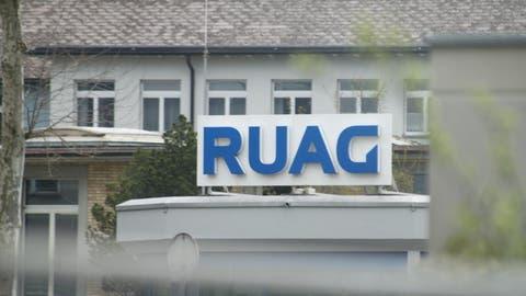 Der Sitz des Rüstungsbetriebs Ruag in Altdorf. (Bild: Florian Arnold, 23. April 2013)