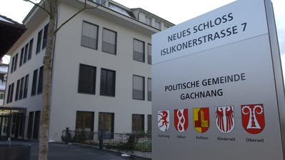 Wer zieht als Präsident ins Neue Schloss Gachnang? Die Frage klärt sich kommenden Herbst. (Bild: Nana do Carmo)