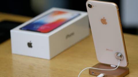 Nachfrage nach Luxus-iPhones beschert Apple einen Gewinnsprung