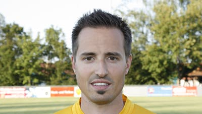 Philippe Gähwiler, Vizepräsident FC Kirchberg.