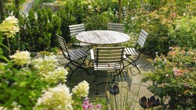 Darf ich den Gartensitzplatz nicht frei gestalten?