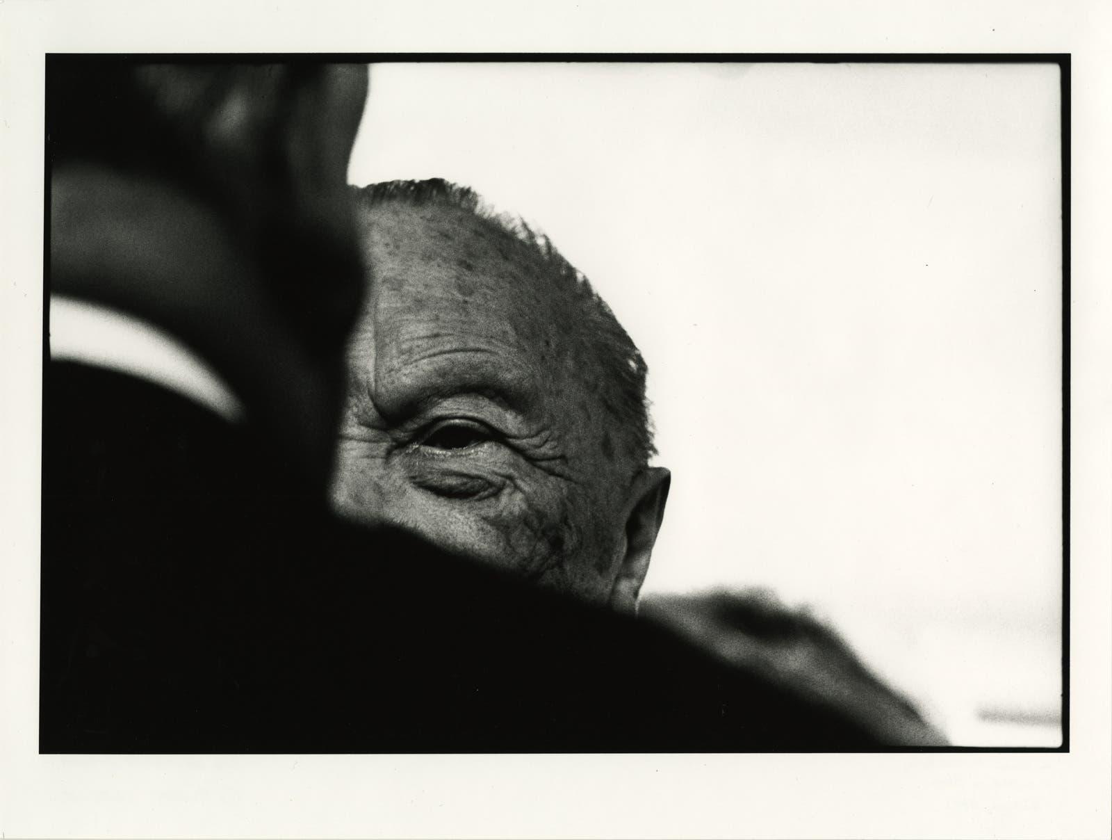 Konrad Adenauer an seinem 90. Geburtstag, Bonn 1966.      (Bild: Archiv Robert Lebeck)