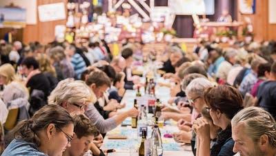 Trotz Rückgang: Lotto-Anlässe sind im Kanton Luzern immer noch sehr beliebt. (Symbolbild: Reto Martin)
