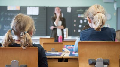 Die Einführung des Lehrplan 21 verlief ruhiger als im Vorfeld erwartet wurde. (Bild: Boris Bürgisser, Willisau, 27. März 2018)