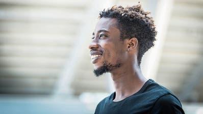 Der ghanaische MittelfeldspielerMajeed Ashimeru ist für den FC St.Gallen eine Perle auf Zeit