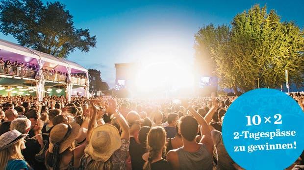 Wir verlosen 10x2 2-Tagespässe für das SummerdaysFestival