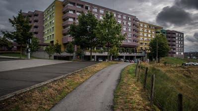 Das Betagtenzentrum Staffelnhof. (Bild: Boris Bürgisser, 8. Juni 2018)