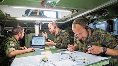 In Kriens gerät die Welt aus den Fugen - im schweizweit einzigen Führungssimulator der Armee