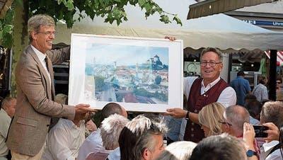 Städtepartnerschaft Frauenfeld-Kufstein: Seit 30 Jahren freundschaftlich verbunden