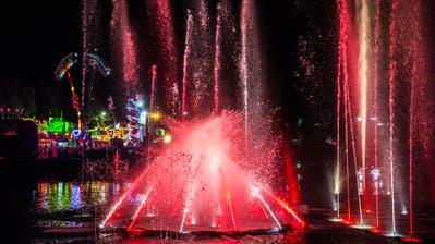 Rund 50'000 Menschen am Kreuzlinger Seenachtfest